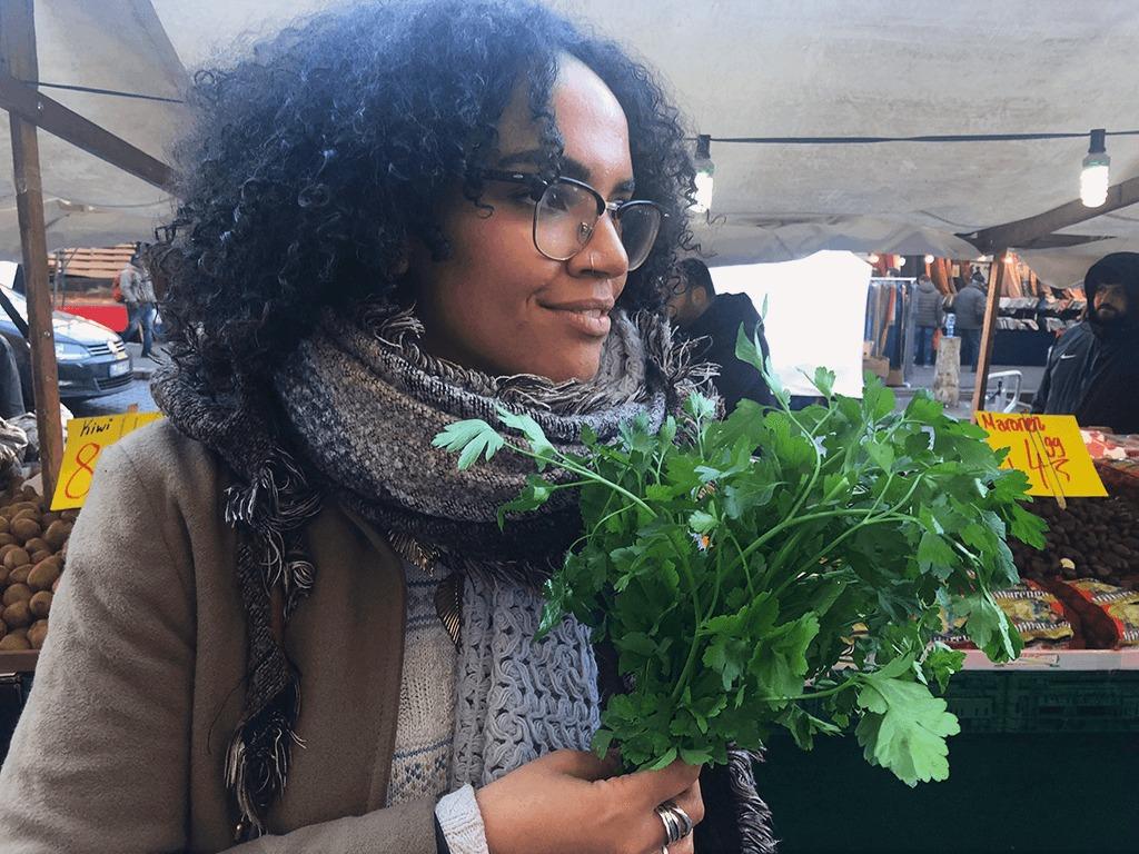 Iss dich schön Mit diesen Lebensmittel wachsen deine Afrohaare