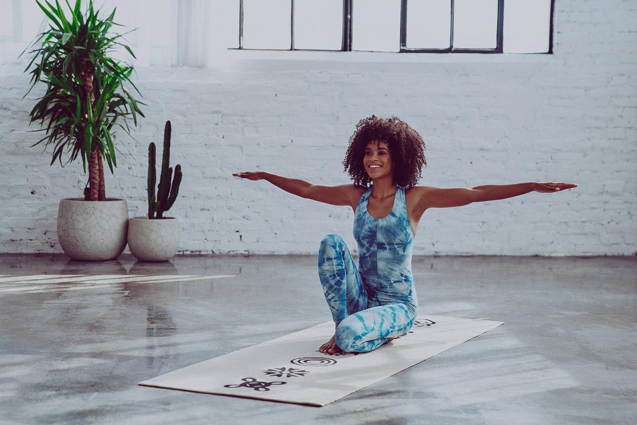 Luisa Konga von Yoga Konga