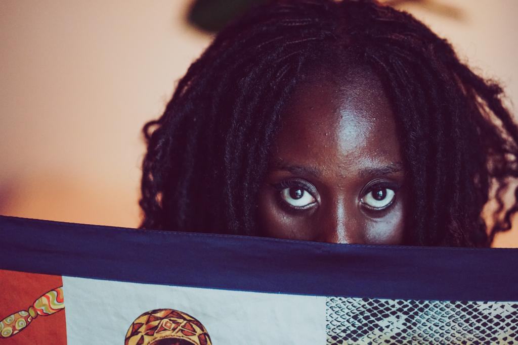 Seidentücher für Afro Haare